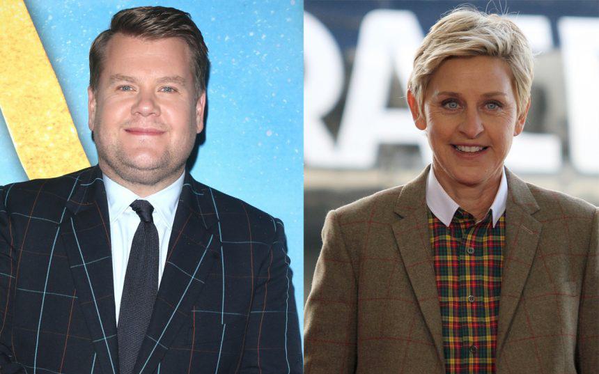 "James Corden sẽ thay thế Ellen DeGeneres làm ""chủ xị"" The Ellen DeGeneres Show?"