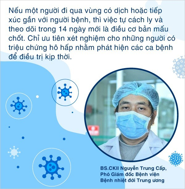Hiểu đúng về test nhanh ở Hà Nội - Lý giải tại sao test âm tính vẫn phải tự cách ly đủ 14 ngày trước khi tái hòa nhập cộng đồng - ảnh 1