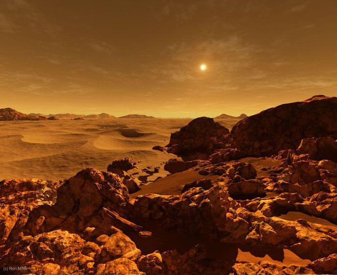 Mặt Trời trông như thế nào nếu nhìn từ các hành tinh khác trong Thái Dương Hệ? - ảnh 2