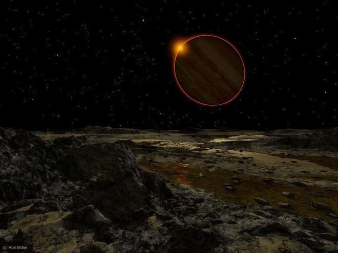 Mặt Trời trông như thế nào nếu nhìn từ các hành tinh khác trong Thái Dương Hệ? - ảnh 3