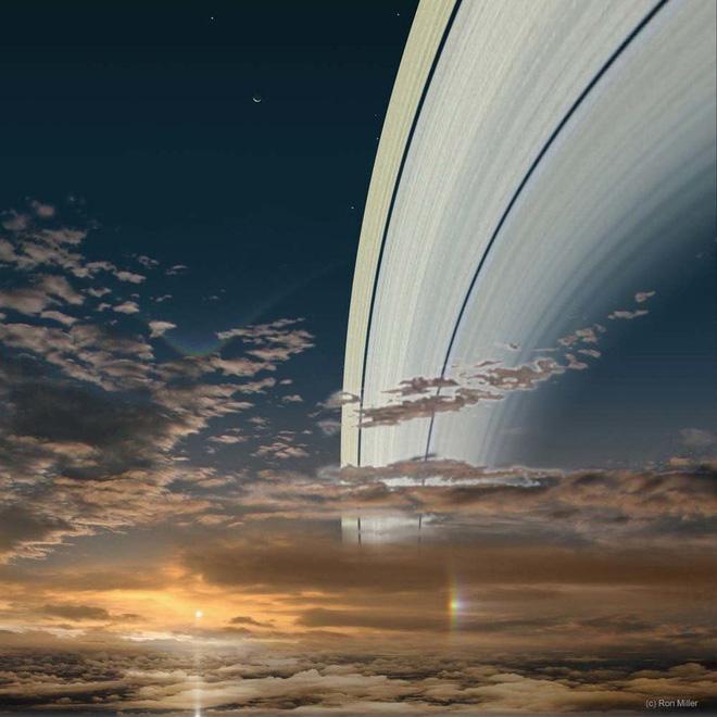 Mặt Trời trông như thế nào nếu nhìn từ các hành tinh khác trong Thái Dương Hệ? - ảnh 4