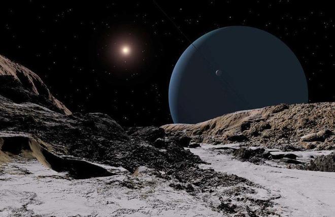 Mặt Trời trông như thế nào nếu nhìn từ các hành tinh khác trong Thái Dương Hệ? - ảnh 5