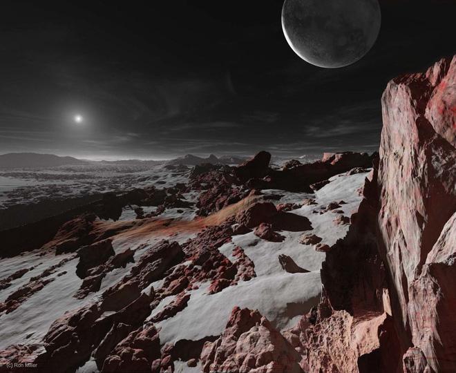 Mặt Trời trông như thế nào nếu nhìn từ các hành tinh khác trong Thái Dương Hệ? - ảnh 7