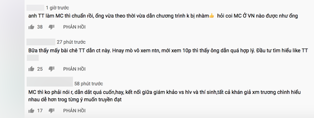 Nhặt sạn tập 1 Rap Việt: Đôi lúc thời gian nói hơi nhiều, vẫn nhiều ý kiến xoay quanh MC Trấn Thành - ảnh 3