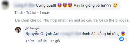Quỳnh Anh dự đoán con trai sắp chào đời sẽ đanh đá giống Duy Mạnh - ảnh 1