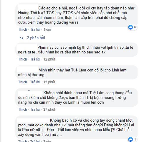Xem clip Lã Thanh Huyền đánh ghen ở hậu trường Tình Yêu Và Tham Vọng, netizen lắc đầu: Dân công sở mà vậy à? - ảnh 3
