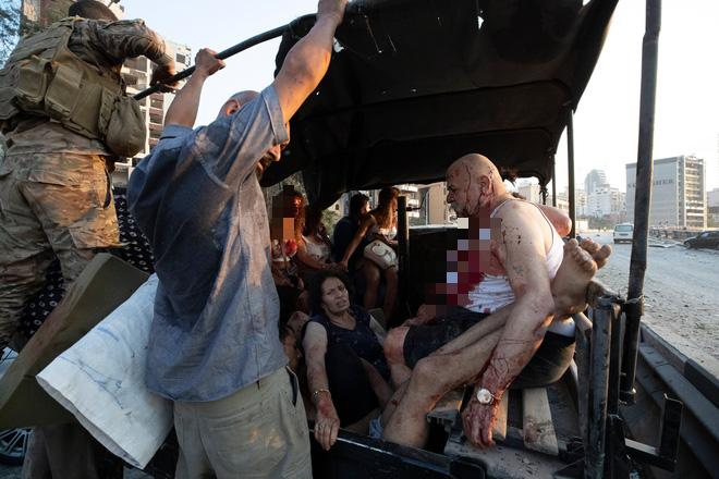 Lebanon và câu chuyện tình người nở rộ: Giữa thảm họa, người dưng cũng hóa người thương - ảnh 2