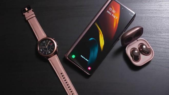 Galaxy Z Fold2 đã có video trên tay, xác nhận thiết kế mới lột xác - ảnh 2