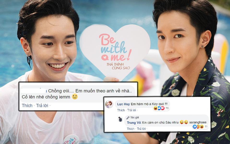 """Hậu """"Rap Việt"""", Key (MONSTAR) cực hot trên page mỹ nam, fan nữ gào thét: """"Em muốn theo anh về nhà"""""""
