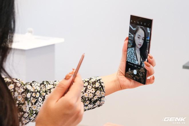 Trên tay Galaxy Note20/Note20 Ultra vừa ra mắt: Màu đẹp xuất sắc, hợp cả nữ lẫn nam - ảnh 12