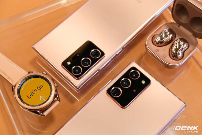 Trên tay Galaxy Note20/Note20 Ultra vừa ra mắt: Màu đẹp xuất sắc, hợp cả nữ lẫn nam - ảnh 15