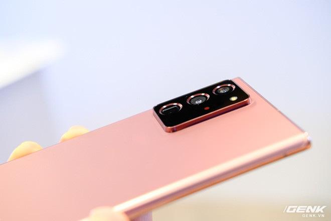 Trên tay Galaxy Note20/Note20 Ultra vừa ra mắt: Màu đẹp xuất sắc, hợp cả nữ lẫn nam - ảnh 3