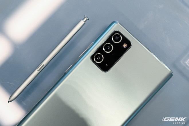 Trên tay Galaxy Note20/Note20 Ultra vừa ra mắt: Màu đẹp xuất sắc, hợp cả nữ lẫn nam - ảnh 22