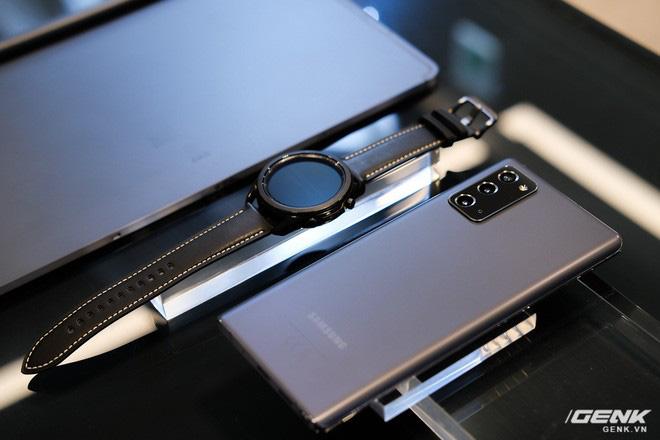 Trên tay Galaxy Note20/Note20 Ultra vừa ra mắt: Màu đẹp xuất sắc, hợp cả nữ lẫn nam - ảnh 29
