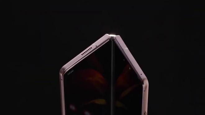 Galaxy Z Fold2 đã có video trên tay, xác nhận thiết kế mới lột xác - ảnh 4