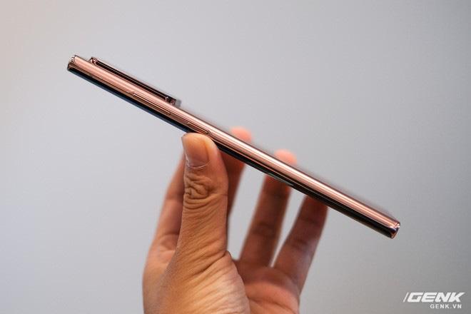 Trên tay Galaxy Note20/Note20 Ultra vừa ra mắt: Màu đẹp xuất sắc, hợp cả nữ lẫn nam - ảnh 4
