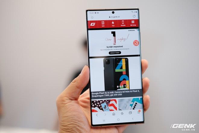 Trên tay Galaxy Note20/Note20 Ultra vừa ra mắt: Màu đẹp xuất sắc, hợp cả nữ lẫn nam - ảnh 10
