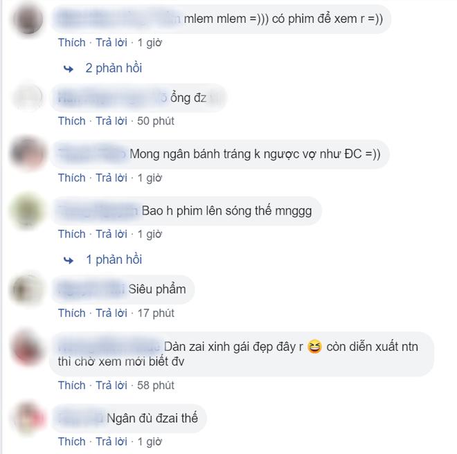 Tra nam Trần Tinh Húc siêu bảnh ở poster phim mới, cư dân mạng lại mất liêm sỉ tập thể - Ảnh 4.