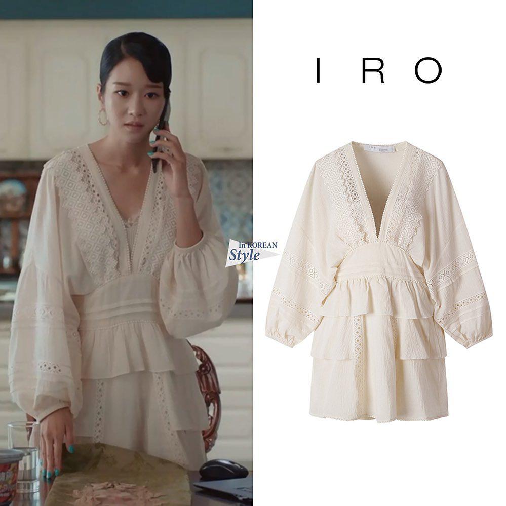 Seo Ye Ji lên đồ tưởng vô lý mà quá hợp lý, nhìn cách chọn bra cao tay của cô mà phục sát đất - Ảnh 2.