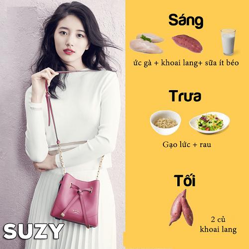 Sao Hàn chia sẻ những lời khuyên thiết thực về cách giảm cân, có 1 bí quyết được cả Seolhyun lẫn Soyou (SISTAR) cùng áp dụng - ảnh 6