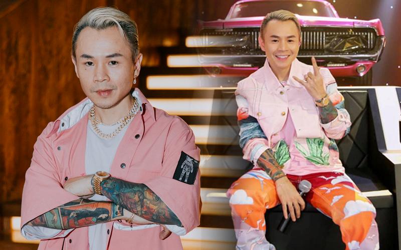 """Kể từ khi ra mắt MV """"Bigcityboi"""" mới thấy, Binz rất """"badboy"""" nhưng lại thích màu hồng """"hường phấn"""""""