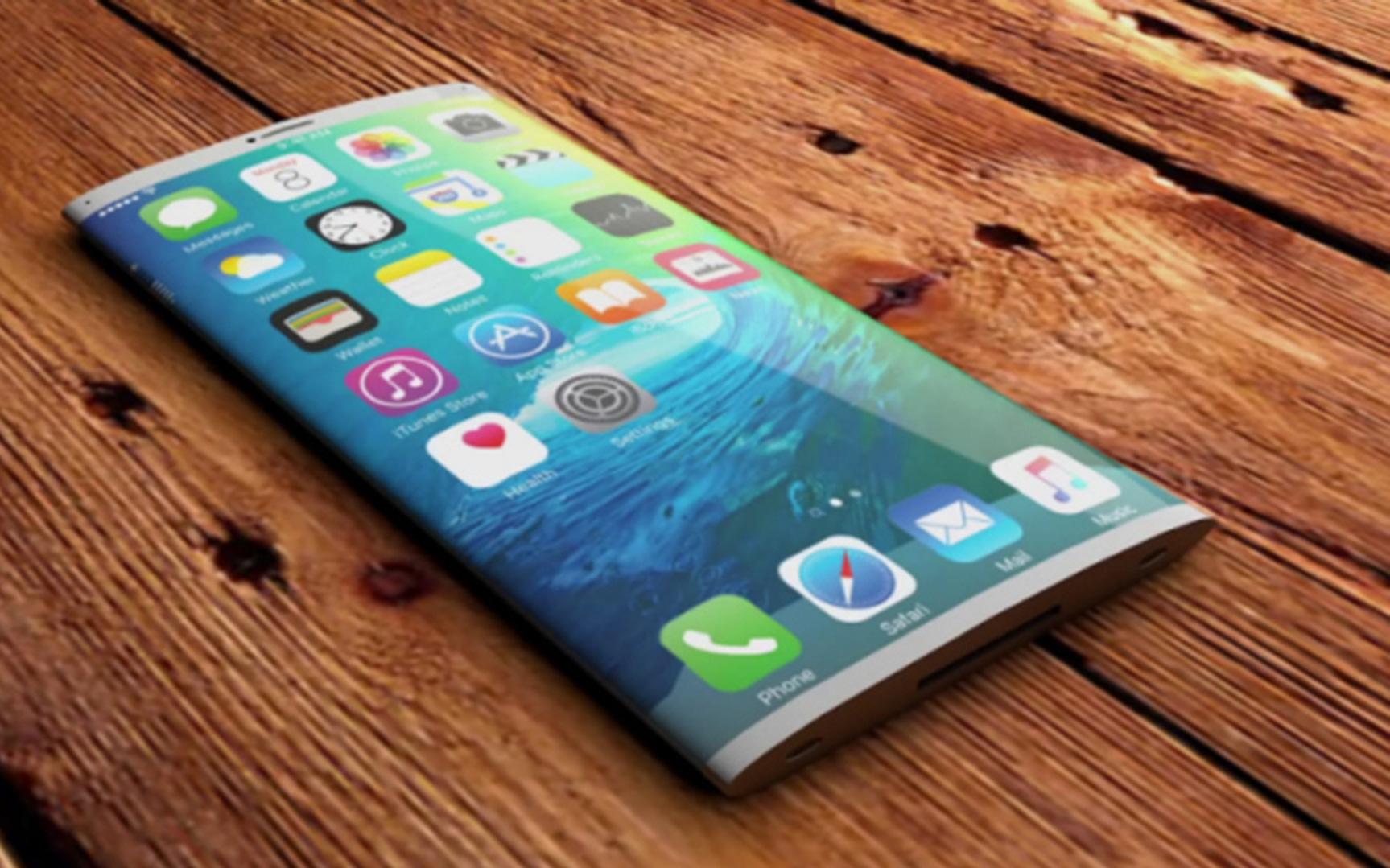 """Lộ thiết kế iPhone cuộn tròn màn hình vô cực, """"hàng độc"""" Apple dành cho tương lai?"""