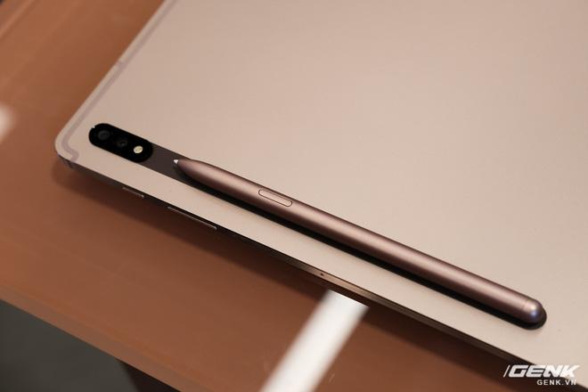 Ảnh thực tế Galaxy Tab S7 tại VN: Hai kích thước màn hình, sang trọng, gọn nhẹ! - ảnh 3