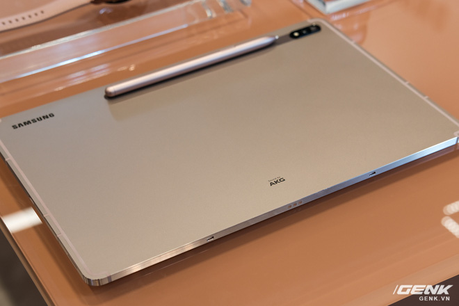 Ảnh thực tế Galaxy Tab S7 tại VN: Hai kích thước màn hình, sang trọng, gọn nhẹ! - ảnh 7
