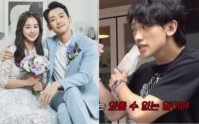 Bi Rain hùng hổ lột khẩu trang, từ chối thẳng thừng khi fan gợi ý mời Kim Tae Hee xuất hiện chung trên truyền hình