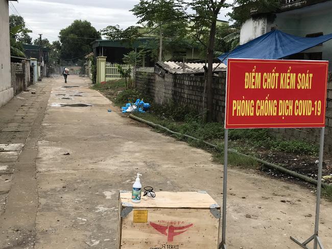 Lịch trình bệnh nhân mắc COVID-19 ở Thanh Hóa, có tiếp xúc với nhiều người hàng xóm - ảnh 1