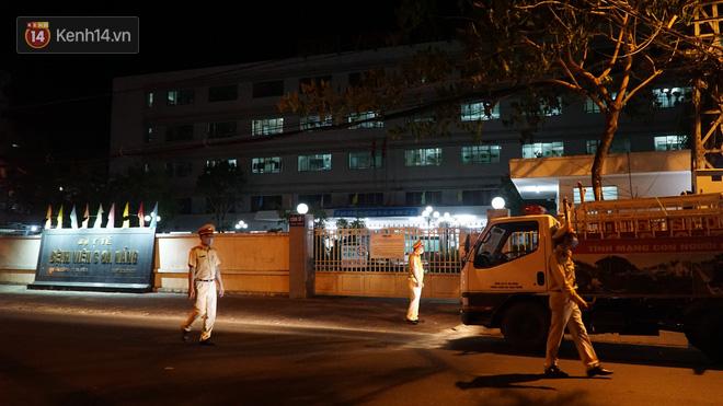 Bệnh viện C Đà Nẵng sẽ kết thúc phong tỏa, hoạt động trở lại vào 0 giờ ngày 8/8 - ảnh 1