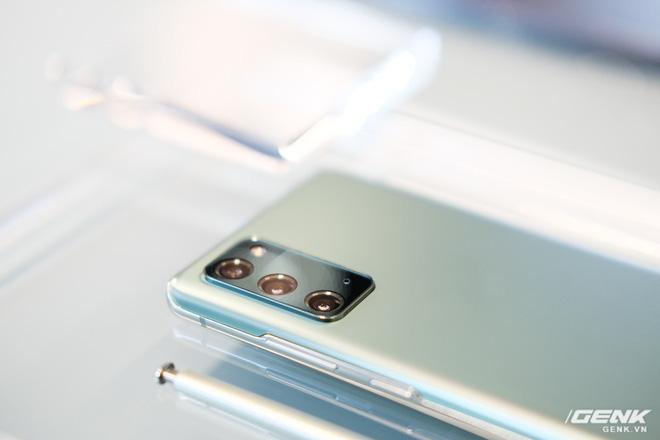 Samsung Galaxy Note20 vừa ra mắt, cộng đồng khen chê lẫn lộn - ảnh 2