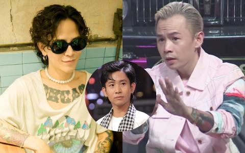 Decao mê mẩn màn rap của thí sinh đội Binz, tuyên bố luôn từ giờ là fan của Ricky Star