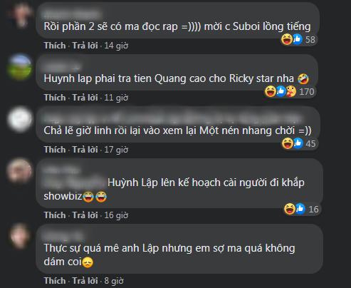 Hoá ra Ricky Star nhờ cày show kể truyện ma của Huỳnh Lập mà quẩy ra hit Bắc Kim Thang phá đảo Rap Việt - ảnh 5