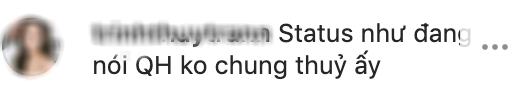 Đang yên đang lành Huỳnh Anh lại đăng status tâm trạng, fan nghi vấn: Muốn nói Quang Hải không chung thuỷ? - ảnh 3