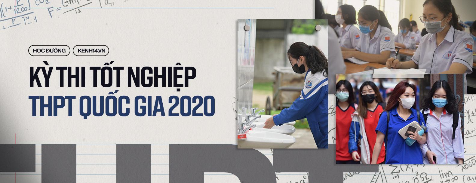 thi tốt nghiệp thpt quốc gia 2020