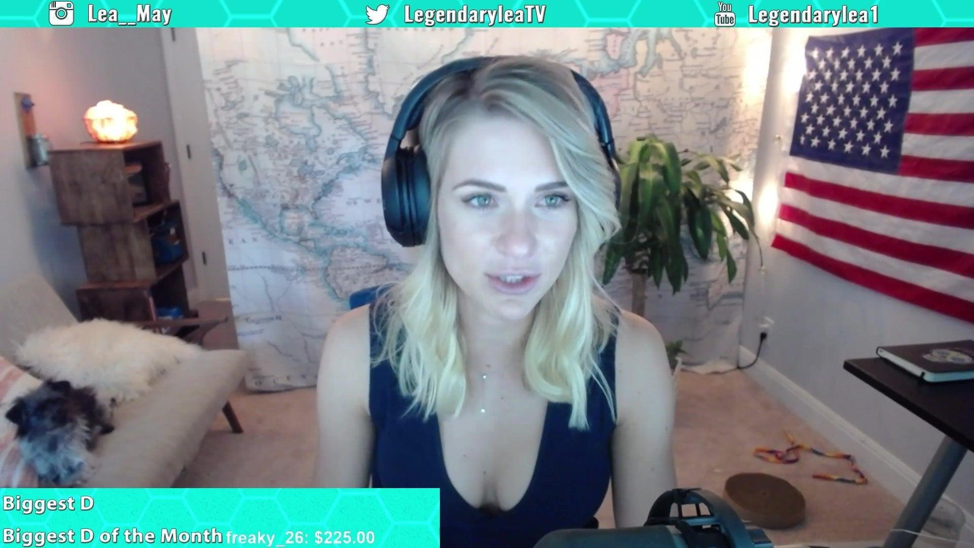 Legendary Lea Twitch