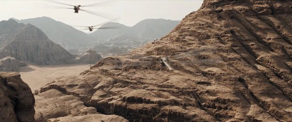 Đập hộp loạt tình tiết trailer DUNE: Loạt anh hùng Marvel - DC hội ngộ, xứ cát thoạt nhìn na ná Quảng Bình? - Ảnh 17.
