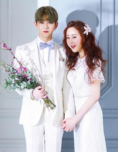 Hoa hậu Hàn Quốc Thái Bình Dương tuyên bố cạch mặt những người không đến đám cưới của mình với ông xã kém 18 tuổi - Ảnh 1.