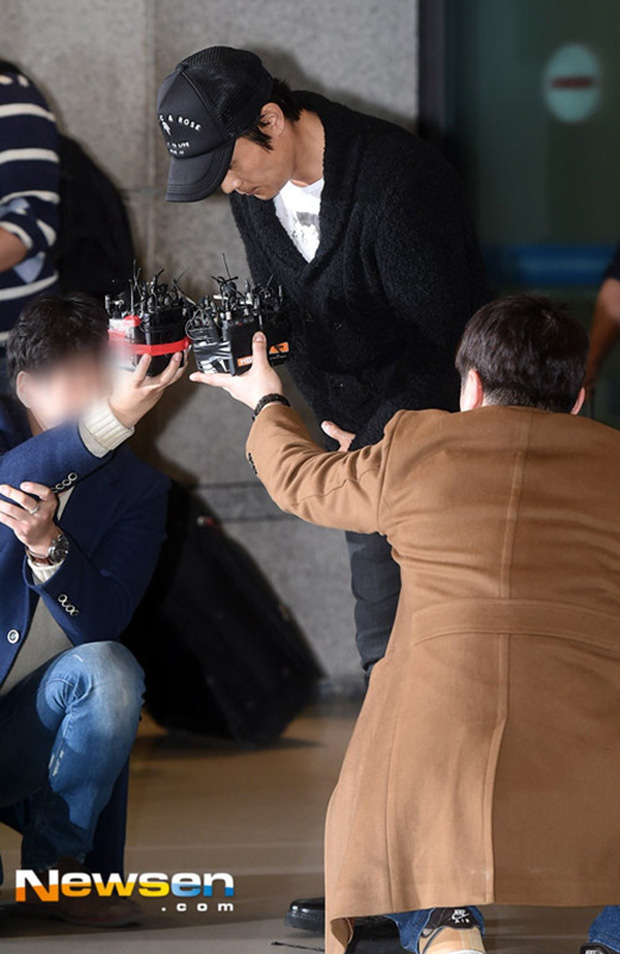 """Kết cục 5 sao nam châu Á """"đội vợ lên đầu"""": Người bị cắm sừng, kẻ ly hôn ầm ĩ, riêng Lee Byung Hun lên hương dù dính bê bối ngoại tình - ảnh 15"""