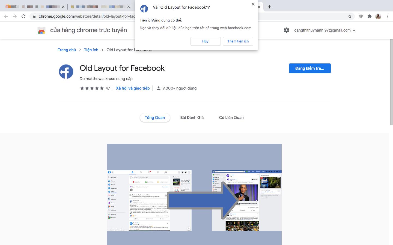 Quá chán giao diện Facebook mới, đây sẽ là cách giúp bạn trở về phiên bản cũ - Ảnh 4.
