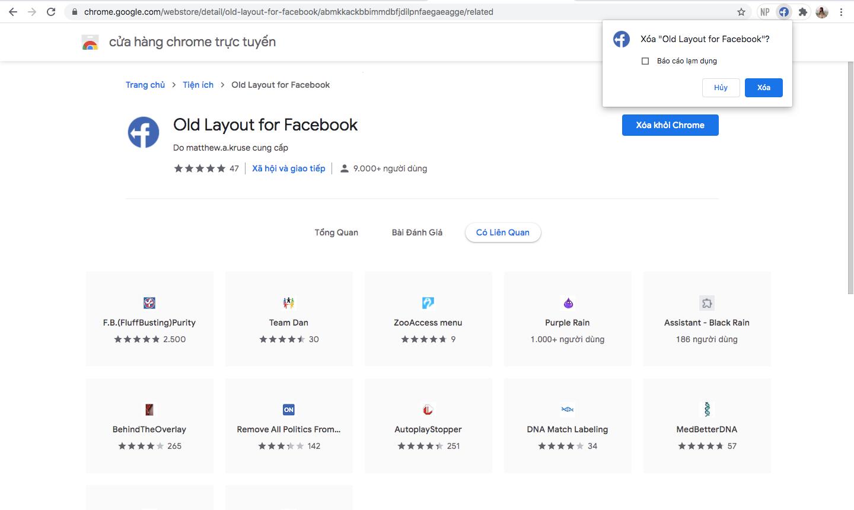 Quá chán giao diện Facebook mới, đây sẽ là cách giúp bạn trở về phiên bản cũ - Ảnh 6.