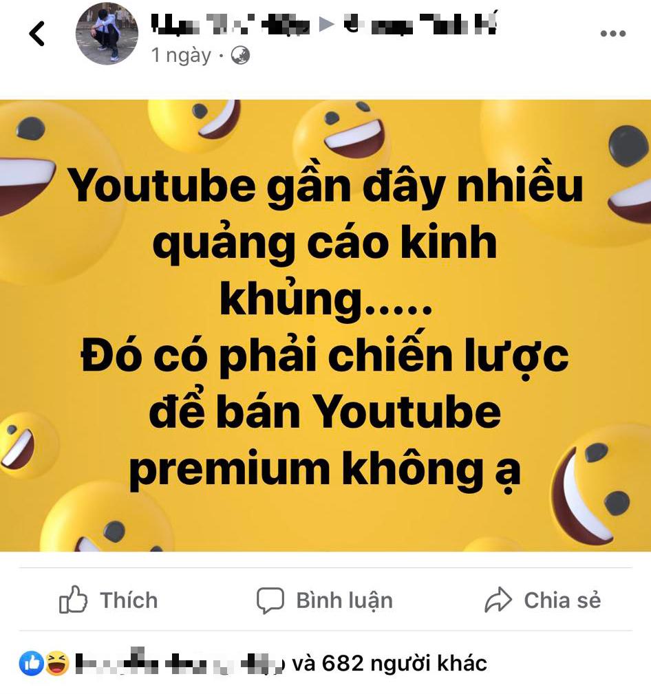 Mẹo hay giúp thông chốt xem YouTube không dính quảng cáo, cũng không cần tài khoản Premium - Ảnh 1.