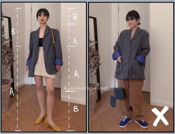 Cơi nới chiều cao cho nàng thấp bé với 5 chiêu biến tấu từ những món đồ cực kỳ cơ bản - Ảnh 1.