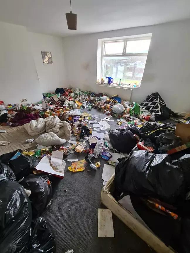 Ngôi nhà khiến cả nước Anh bàng hoàng vì bẩn hơn cả bãi tập kết rác công cộng - Ảnh 4.