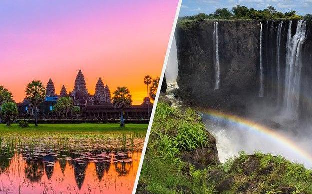 """Quiz: Những điểm đến cực kỳ nổi tiếng trên thế giới nhưng chỉ có """"con mọt"""" du lịch mới biết hết, trả lời 8/10 thì bạn chính là chuyên gia"""