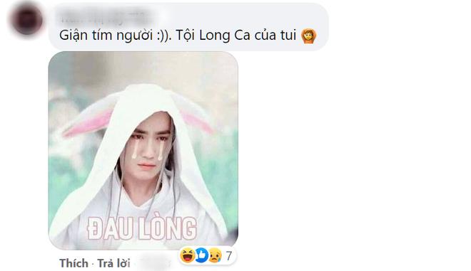 Tung clip quảng bá Chu Nhất Long lại lựa nhầm ảnh Hoàng Cảnh Du - La Vân Hi, sao nhà đài hồ đồ vậy ta! - ảnh 5