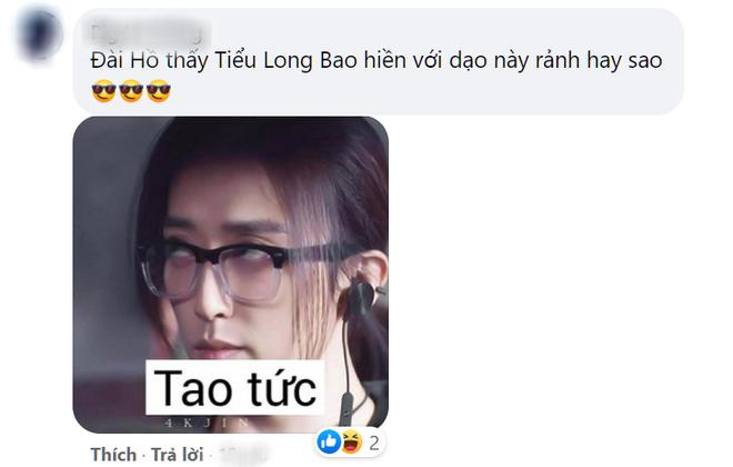 Tung clip quảng bá Chu Nhất Long lại lựa nhầm ảnh Hoàng Cảnh Du - La Vân Hi, sao nhà đài hồ đồ vậy ta! - ảnh 6