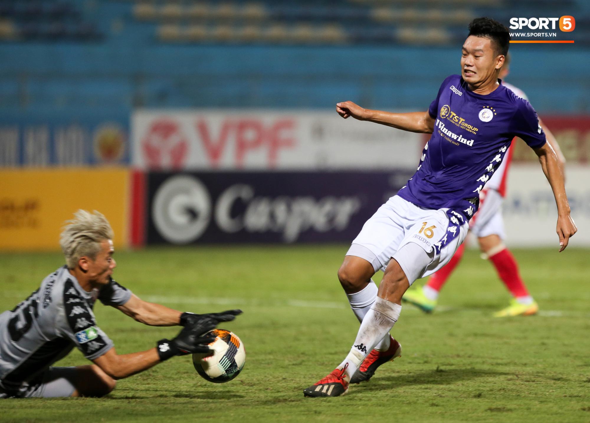 Bùi Tiến Dũng xử lý khiến cầu thủ Hà Nội FC tẽn tò nhưng không che lấp nổi ngày thảm hoạ - Ảnh 5.