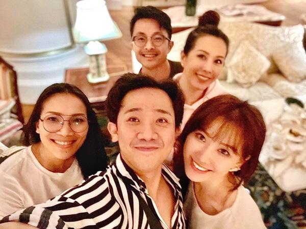 """Đăng status cực """"deep"""" nói đạo lý, Hari Won bị Tiến Luật và Hoa hậu Tu Hoài vào bóc tính cách thật ngoài đời - ảnh 3"""